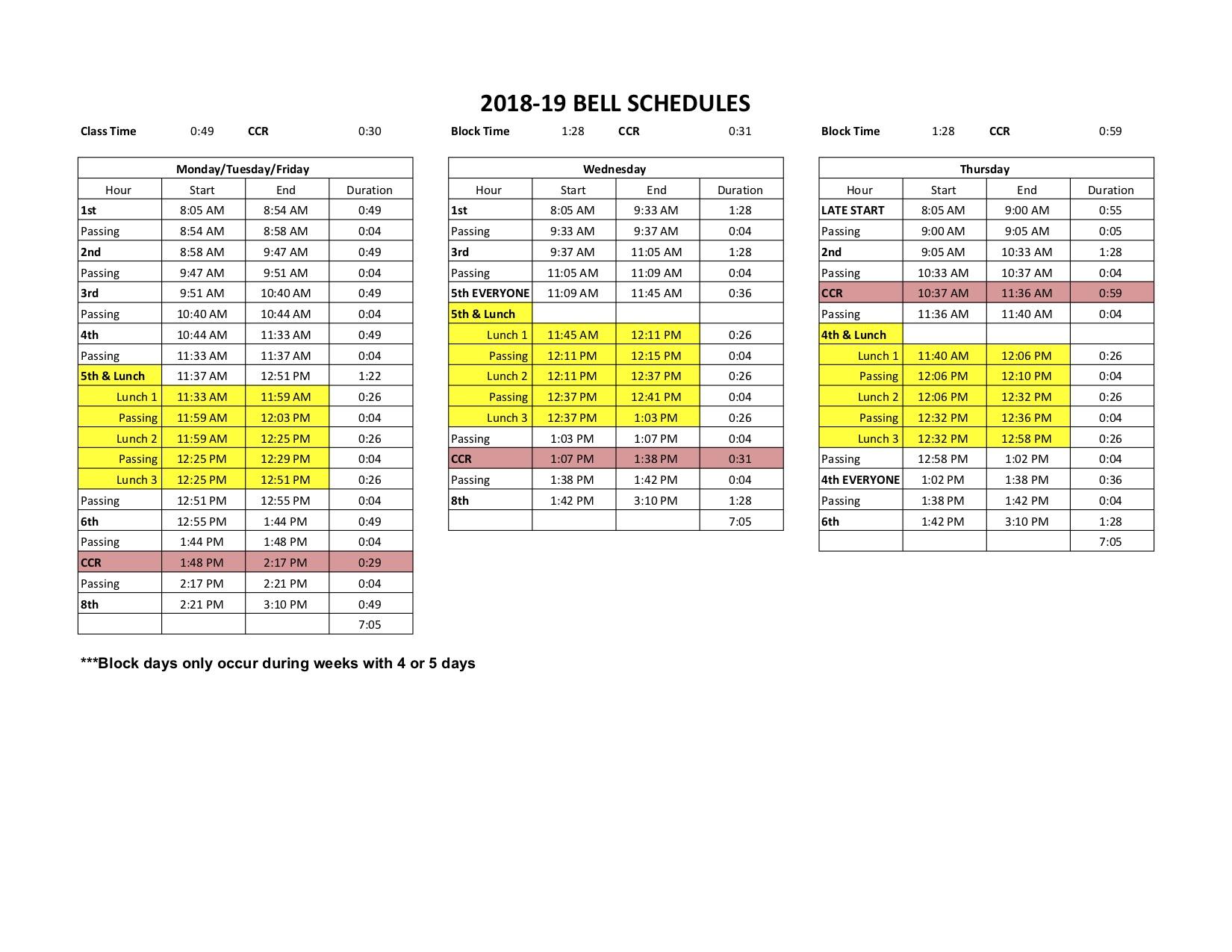 Olathe School District Calendar 2020 USD 469